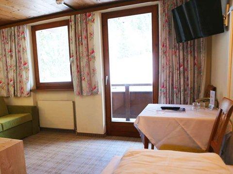 familienzimmer gasthof madseiterhof hintertux