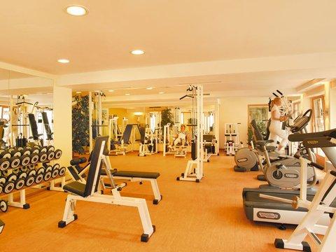 fitnessstudio technogym bergland