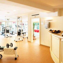 fitnessstudio wellnesshotel bergland